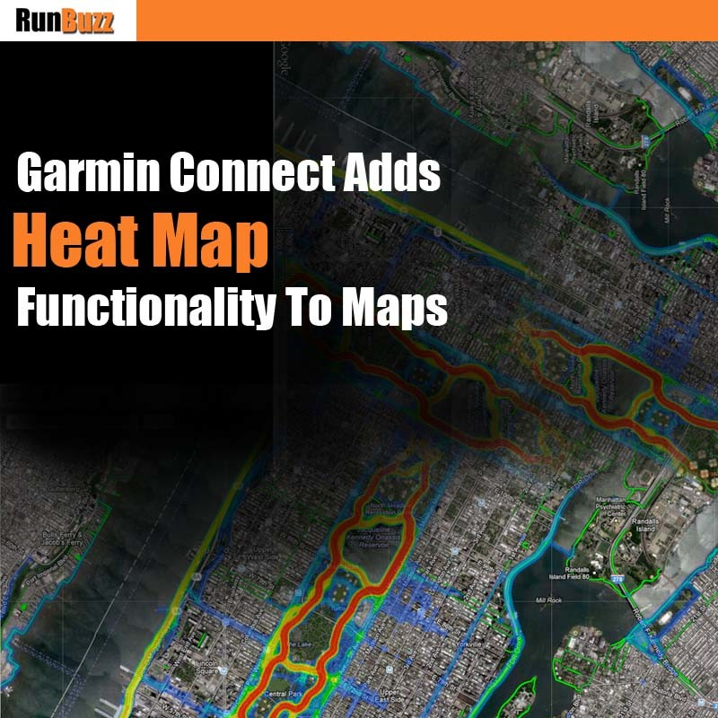 garmin gps heat map