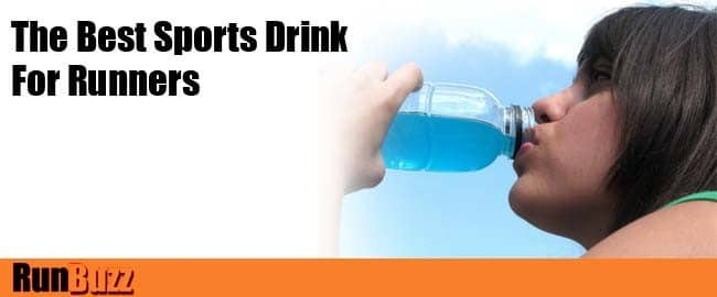 best sports drink for runners