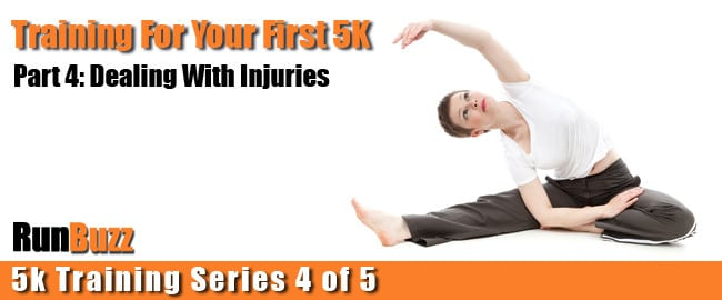 first 5k training - how to avoid injuries