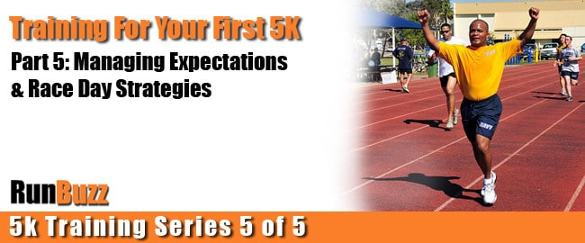 5k training race day strategies