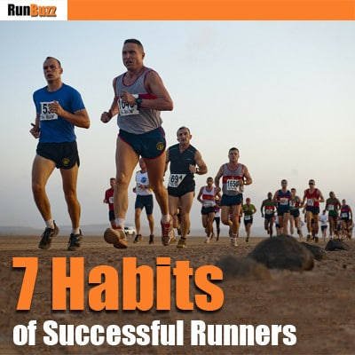 7 habits of successful runners