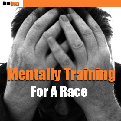 mentally training for a race