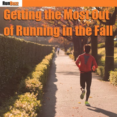 running in the fall
