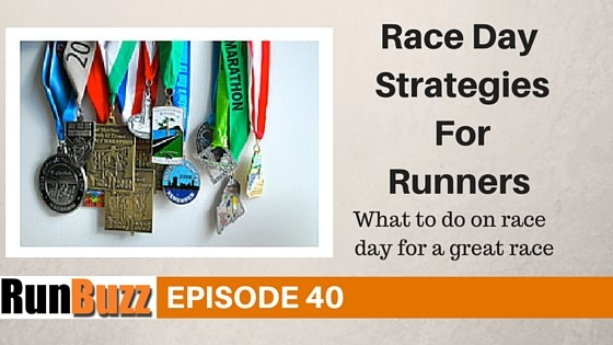 Race day Strategies For Runners
