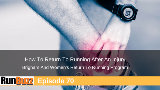 Return To Running Program