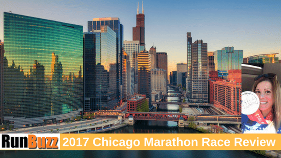 2017 Chicago Marathon Race Review