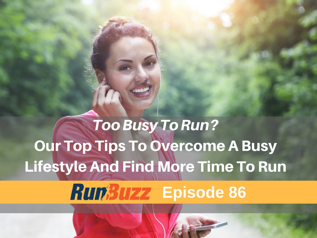 Finding Time To Run