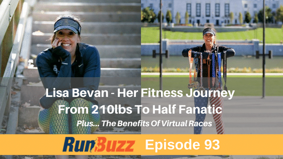 Lisa Bevan - PaceBuilders Athlete and Community Member