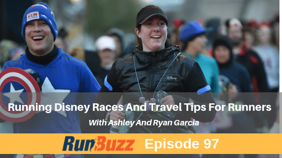 Running Disney Races With Ryan and Ashley Garcia